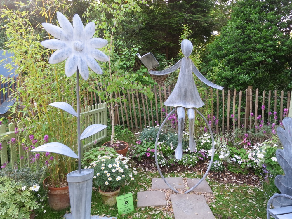 Quirky garden ideas outside the box