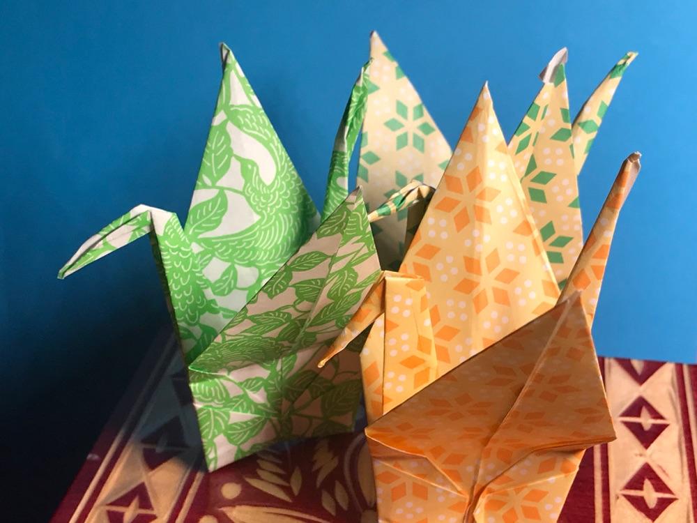 How I learned to make a perfect Japanese origami crane How I